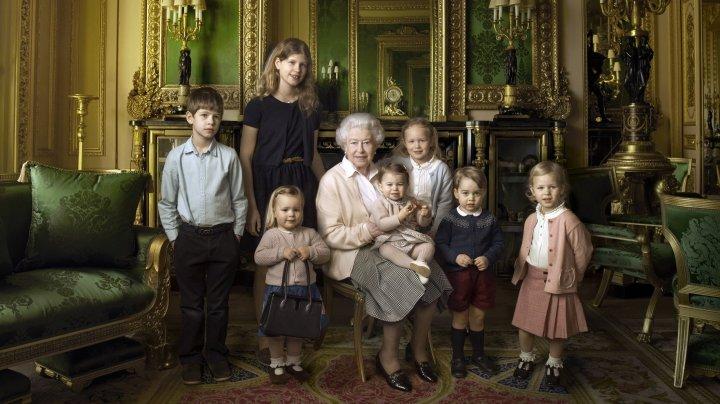 Regina Elisabeta are o porecla de când era copil Prinţul William. Cum i se adresează nepoţii ei