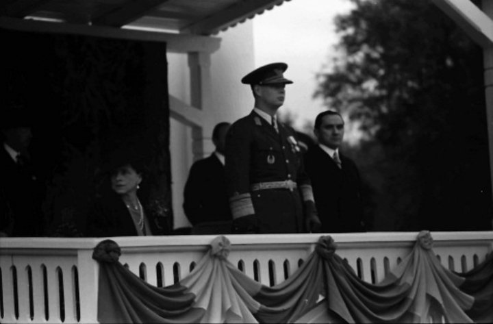 Regele Mihai I a murit. Prima vizită a monarhului la Chişinău în IMAGINI DE EPOCĂ (GALERIE FOTO)