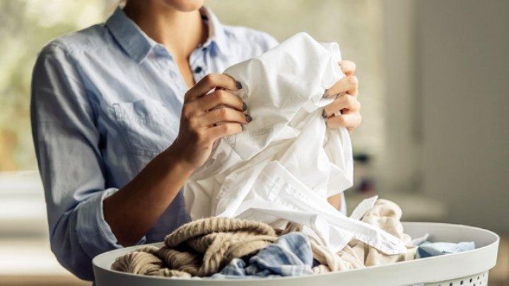 MOTIVUL pentru care nu este bine să speli rufe vinerea