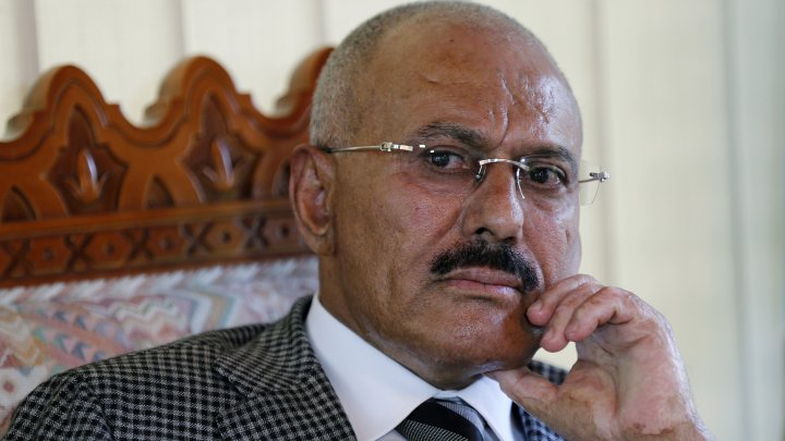 Ali Abdullah Saleh, fostul preşedinte al Yemenului, omorât