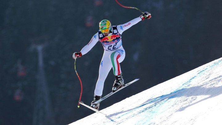Dominik Paris a câştigat etapa Cupei Mondiale de schi alpin de la Bormio