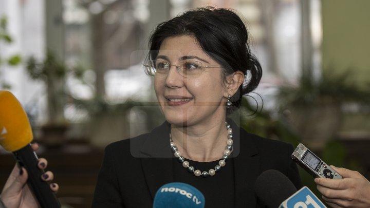 Reacţia primarului general interimar, Silvia Radu, privind declaraţia reprezentanţilor PL din Consiliul municipal Chişinău