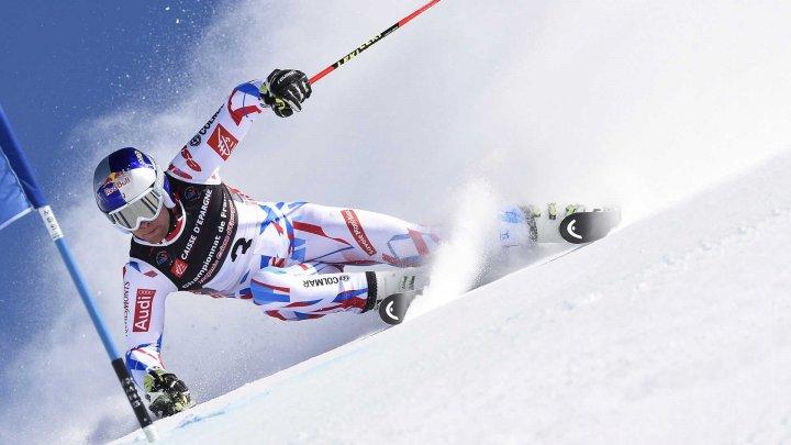 Pinturault, fără rivali. Alexis s-a impus în proba de slalom uriaș la Adelboden