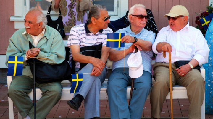 Suedia va majora vârsta minimă de pensionare până în 2026