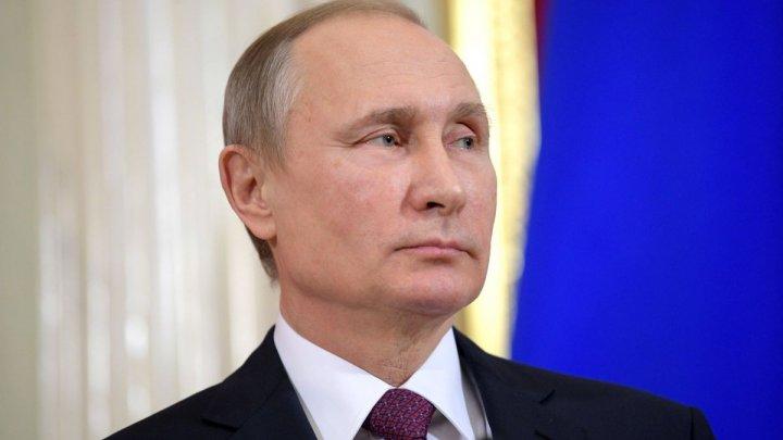 Vladimir Putin a anunţat că va candida ca independent la alegerile prezidenţiale din Rusia