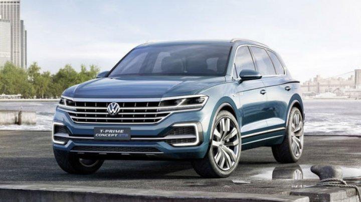 Volkswagen va lansa în primăvară noua generaţie Touareg