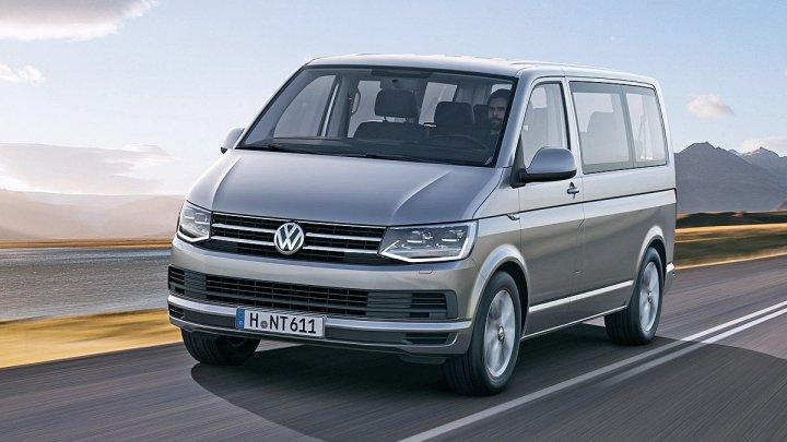 Volkswagen a oprit livrările multivanului T6 din cauza emisiilor excesive de oxid de nitrogen