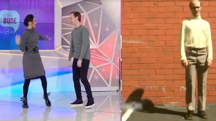 Andrew Rayel, în premieră la emisiunea Vorbe bune cu Lilu. Ce provocare ingenioasă a primit DJ-ul (VIDEO)