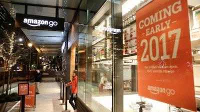 ULUITOR! Amazon lansează primul magazin fără angajaţi. Vezi cum arată