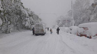 Capitala se pregătește de iarnă! Primăria a alocat 12 milioane de lei pentru procurarea unor autospeciale de deszăpezire noi