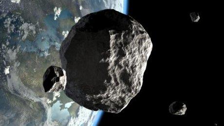 Un asteroid POTENȚIAL PERICULOS se apropie de PĂMÂNT pe 4 februarie