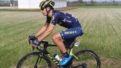 SPECTACOL PE DOUĂ ROŢI. Ciclistul Daryl Impey s-a impus în cursa Tour Down Under
