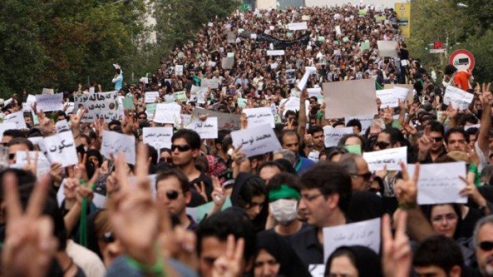 Amnesty International: Cel puţin 143 de oameni au murit în protestele din Iran