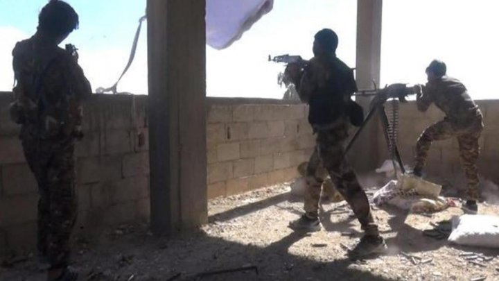 Şase presupuşi terorişti francezi au fost arestaţi în Siria