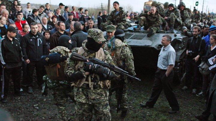 APCE cere Rusiei să oprească sprijinul financiar și militar pentru separatiştii din estul Ucrainei
