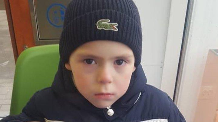 Povestea băieţelului găsit la Poşta Veche. Ce s-a întâmplat de fapt (FOTO)