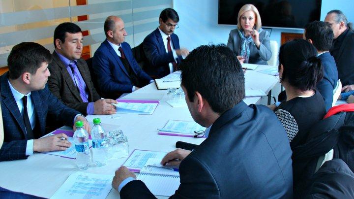 Moldova este un model pentru Tadjikistan privind implementarea Programului PARE 1+1