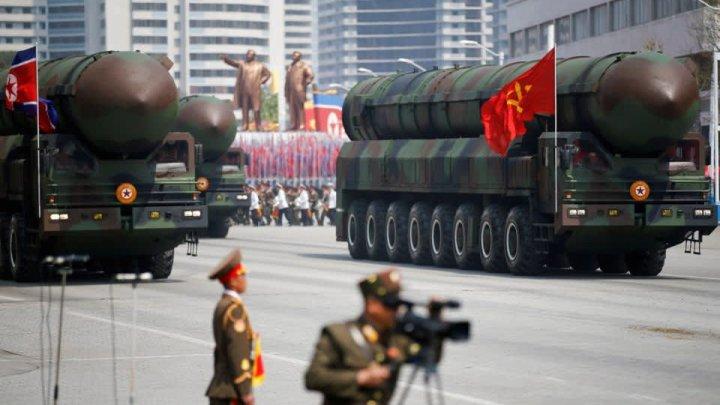 Coreea de Nord va organiza o paradă cu zeci de rachete balistice înainte de începerea Jocurilor Olimpice de Iarnă