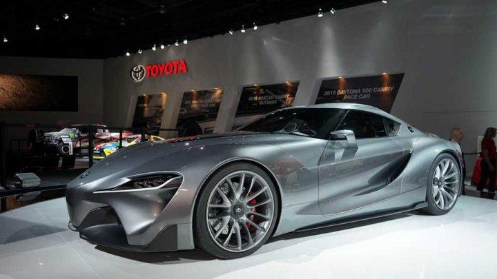 Noul Toyota Supra ar putea fi prezentat premieră la Salonul Auto de la Geneva