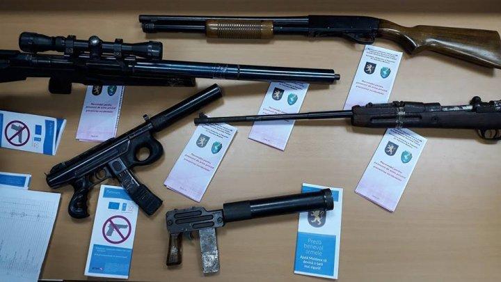 REGULI DRASTICE pentru posesorii de arme. Anunţul făcut de IGP