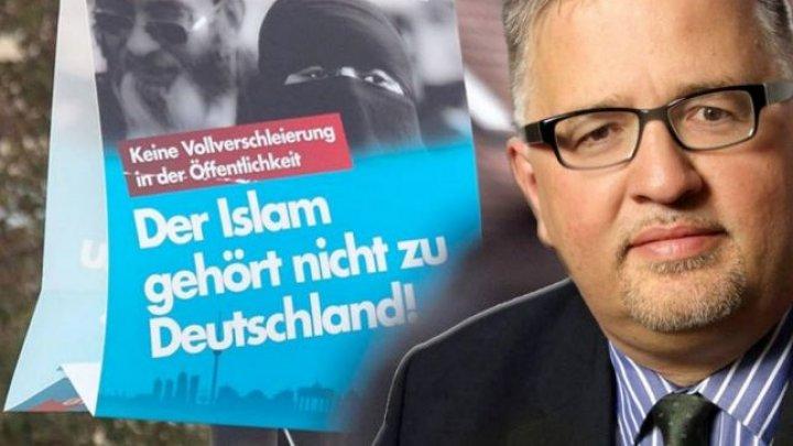 Un lider german de extremă dreapta se converteşte la islam