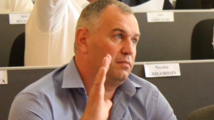 Președintele fracțiunii Partidul Nostru, Igor Basistîi, suspectat de evaziune fiscală şi contrabandă