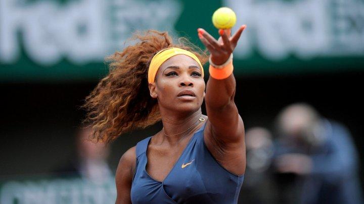 Serena Williams şi fiica sa Olympia, pe coperta revistei Vogue. Cum arată micuţa