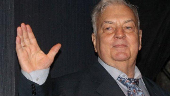Doliu în Rusia. A murit celebrul actor rus Mihail Derjavin