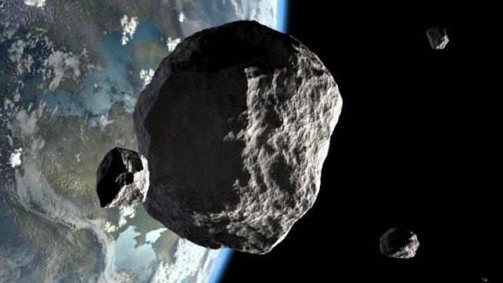 Un asteroid POTENȚIAL PERICULOS se apropie de PĂMÂNT la începutul lunii februarie