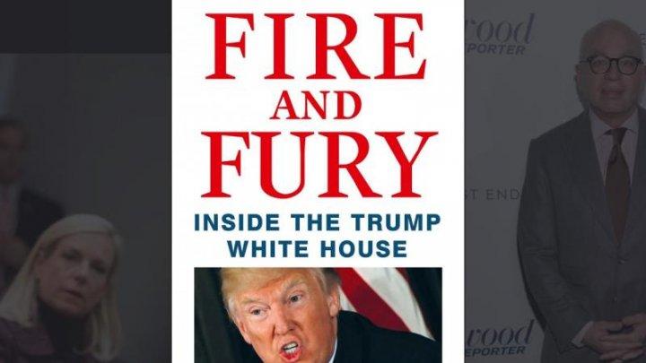 Cartea despre Donald Trump apare astăzi. Publicarea ei a fost devansată