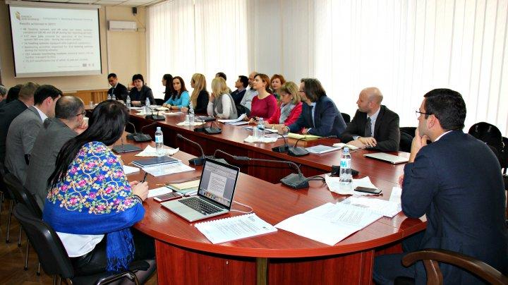 Chiril Gaburici: Proiectul Energie și Biomasă contribuie la producerea sigură, competitivă și durabilă a energiei regenerabile în Moldova