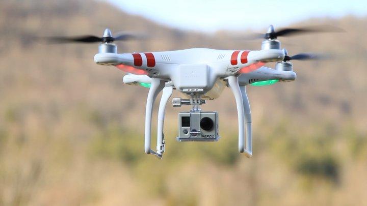 DJI pregăteşte o nouă dronă pliabilă de dimensiuni mici