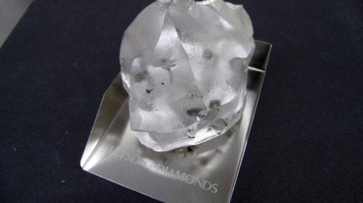 A fost descoperit al cincilea cel mai mare diamant din istorie. Cât valorează acesta