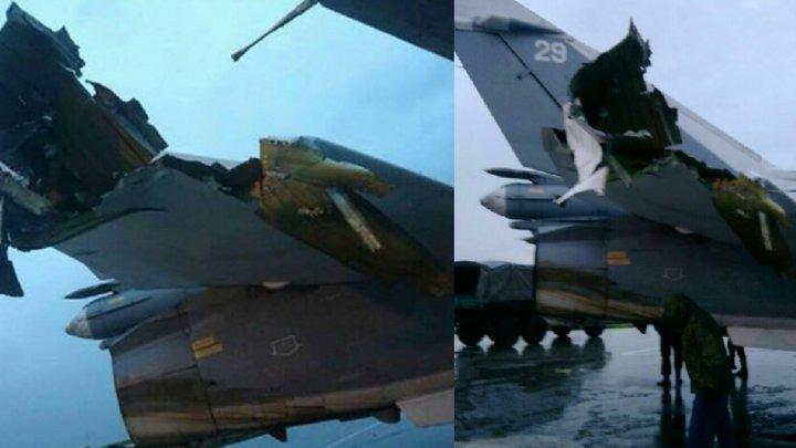 13 drone cu explozibili au atacat bazele rusești din Hmeimim și Tartus