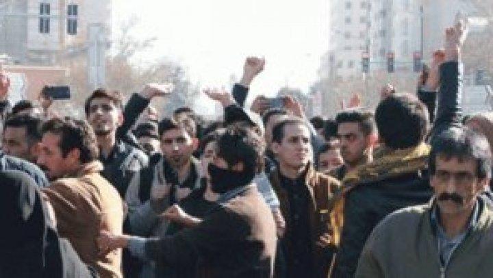 Protest antiregim la un meci de fotbal din Iran. Cine sunt organizatorii