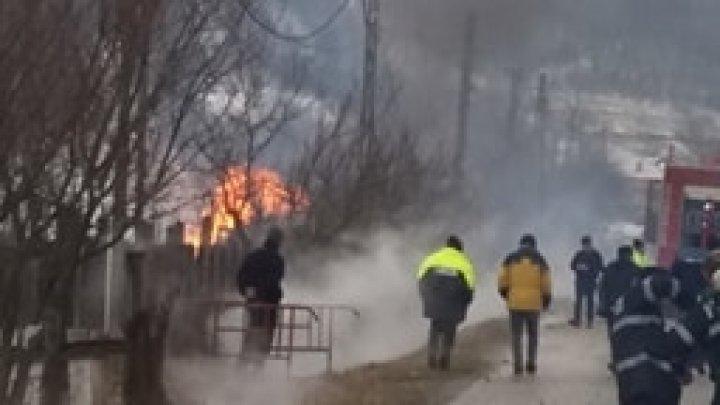 EXPLOZIE PUTERNICĂ în România! SUTE DE PERSOANE, evacuate