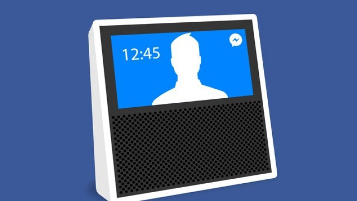 Facebook pregăteşte Focus, un dispozitiv pentru chat video cu recunoaştere facială