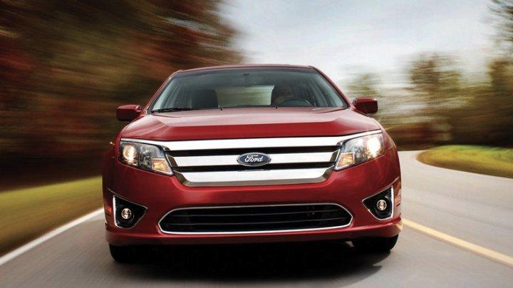 Ford se află pe primul loc în topul vânzărilor pentru al optulea an la rând în SUA