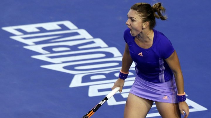 Numărul unu mondial, Simona Halep S-A CALIFICAT în turul trei la Australian Open