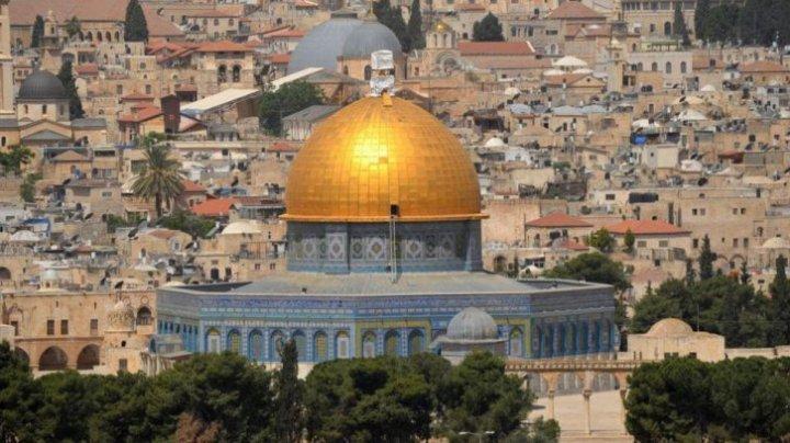 Ambasada Palestinei salută decizia lui Iohannis de a NU muta ambasada la Ierusalim