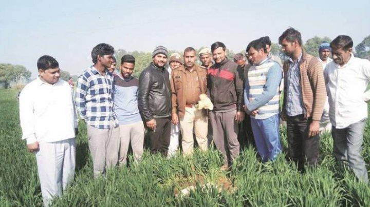 Câţiva indieni au chemat oamenii de știință şi echipa pentru dezastre, crezând că satul lor a fost lovit de un meteorit. Ce era de fapt