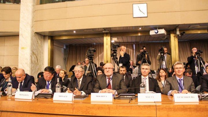 Delegația moldovenească a participat la Conferința internațională privind combaterea antisemitismului