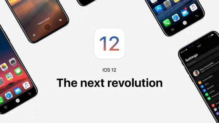 Apple schimbă planurile pentru iOS 12. Noua versiune se va concentra pe corectarea problemelor