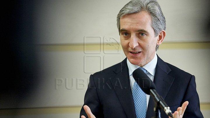 Iurie Leancă a avut un șir de întrevederi la Parlamentul European