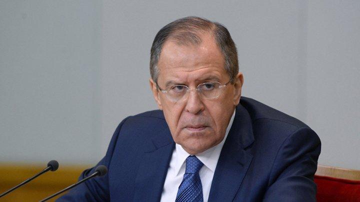 Lavrov a respins propunerea Germaniei de a media disputa dintre Moscova şi Kiev