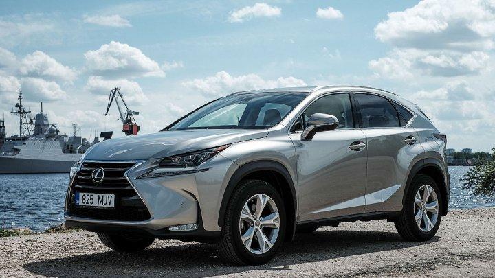 Lexus a înregistrat vânzări record în Europa, pentru al patrulea an consecutiv