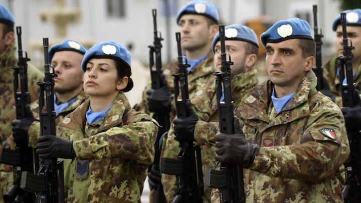 Italia va trimite militari în Niger pentru a ajuta autorităţile locale să lupte împotriva terorismului şi a traficului cu migranţi