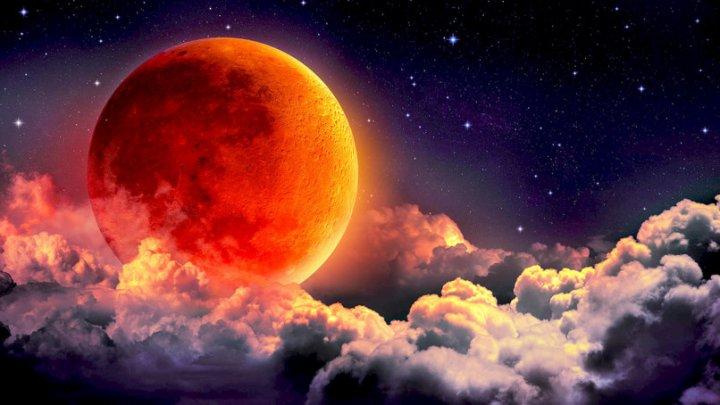 FENOMEN ASTRONOMC RAR în noaptea de 31 ianuarie. Luna va oferi pământenilor un spectacol fascinant. Ce spun cercetătorii
