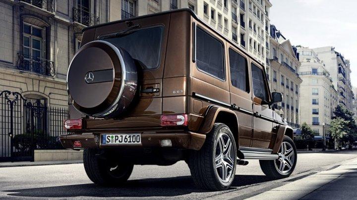 Mercedes va lansa o nouă generație pentru legendarul Clasa G pe 15 ianuarie