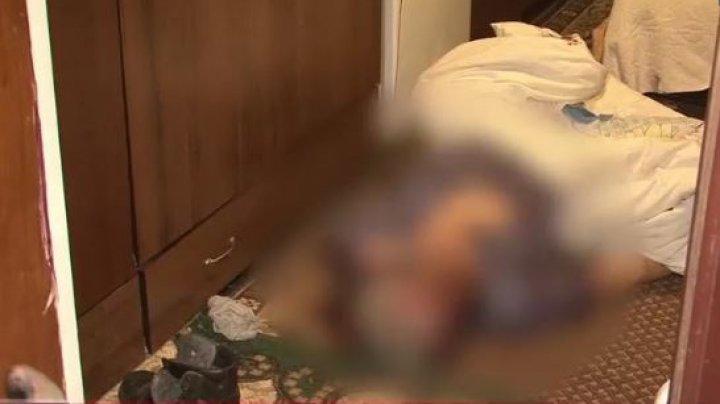 Moarte suspectă în Capitală. Un bărbat a fost găsit fără suflare în propria casă. Ce spun soția și fiul victimei (VIDEO)